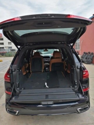 寶馬X7  19款 xDrive40i M運動 大豪華 加規