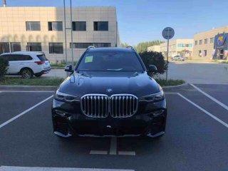 宝马X7  19款 xDrive40i M运动 卓越豪华 加规