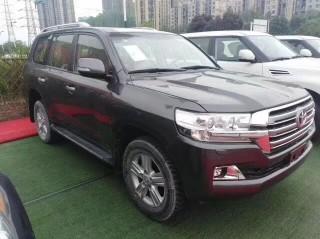 酷路泽4500  18款 4.5 柴油 VX 中东