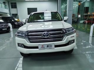 酷路泽4000  19款 4.0L GX-R 铝轮 无天窗 高丐版 中东