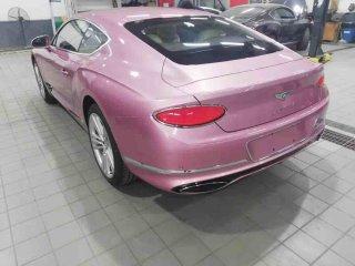 欧陆  20款  GT 6.0T 欧规
