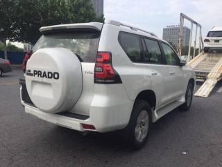 霸道3000  19款 3.0T 柴油 自動 TX-L 外掛 17鋁輪 中東