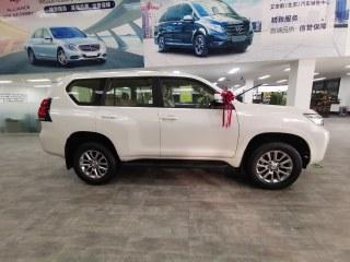 霸道4000  20款 4.0L GX-R 迪拜版 中东