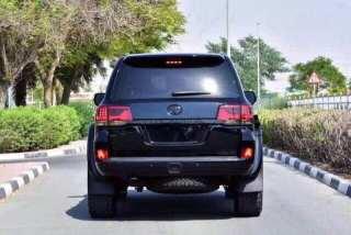 酷路泽4500  19款 4.5T 柴油 GX-R XTREME 八气 黑金刚 中东
