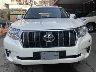 霸道3000  20款 3.0T 柴油 自动 TX-L 外挂 17铝轮 中东