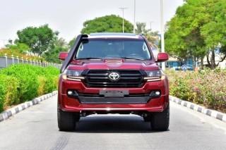 酷路澤4500  19款 4.5T 柴油 GX-R XTREME 八氣 黑金剛 中東