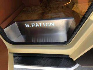 乔治巴顿  18款 越野商务车美规
