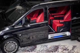 奔驰Metris  19款 2.0T 汽油 美规