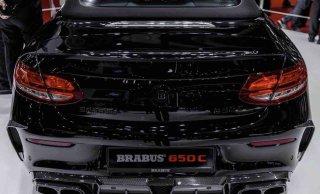 巴博斯 G级  20款 650C 欧规