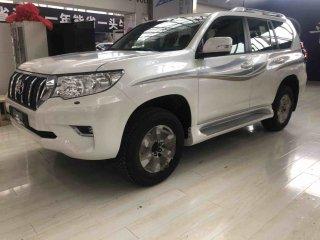 霸道3000  19款 3.0T 柴油 自动 TX-L 外挂 18铝轮 中东