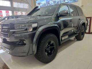 酷路泽4500  19款 4.5T 柴油 GX-R 两气 黑金刚 中东