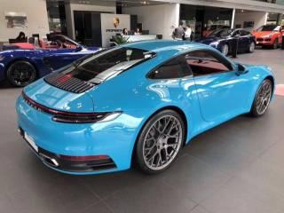 保时捷911  20款 Carrera 4 欧规