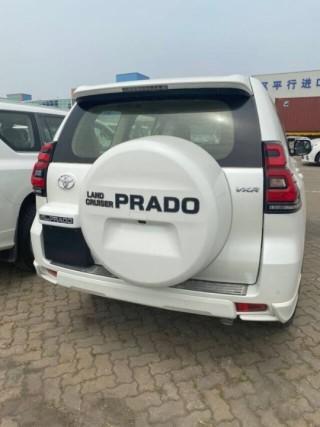 霸道4000  20款 4.0L VX-R 迪拜 中东