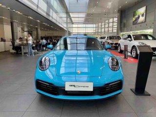 保时捷911  19款 GT3 RS 4.0L标准 美规