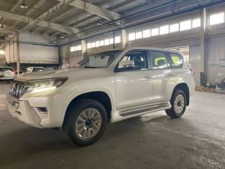 霸道3000  20款 3.0T 柴油 TX-L 两气 外挂 18铝轮 中东