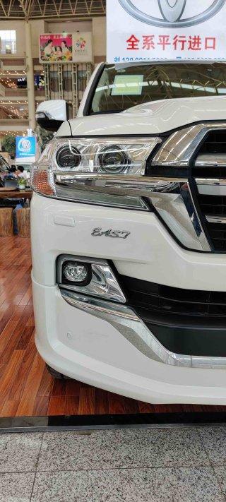 酷路泽5700  20款 5.7L VX-R 12气 KDSS 中东