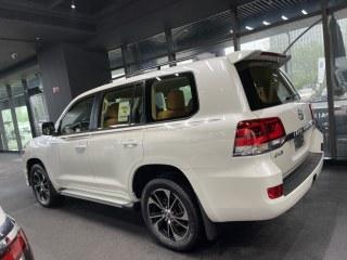 酷路泽4500  20款 4.5T 柴油 GX-R 两气 17铁轮 无天窗 中东
