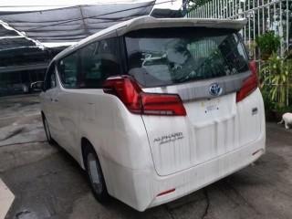 埃尔法  21款 2.5L 油电混动 四驱 Executive 顶配 台湾版 欧规