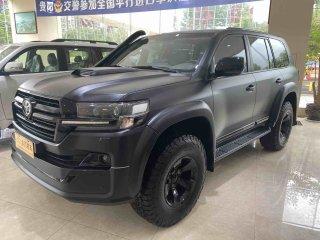 酷路泽4500  20款 4.5T 柴油 GX-R 八气 黑金刚 中东