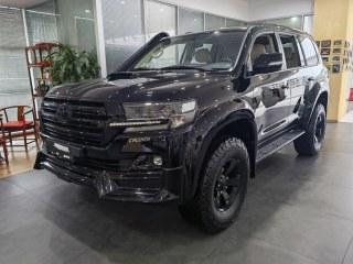 酷路泽4500  20款 4.5T 柴油 GX-R 两气 黑金刚 中东